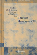 Ultrafast Phenomena XIII