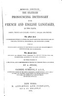 The Standard Pronouncing Dictionary of the French and English Languages ebook