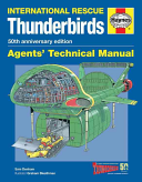 Thunderbirds Agents' Technical Manual - 50th Anniversary Edition