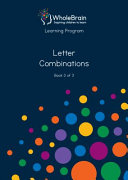 Letter Combinations Book