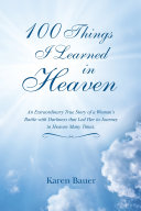 Pdf 100 Things I Learned in Heaven