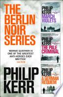 The Berlin Noir Series Book