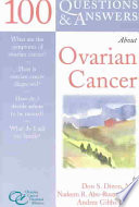 100 Questions Answers About Ovarian Cancer
