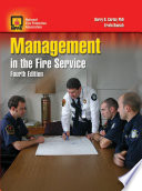Management in the Fire Service Book