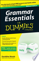 Grammer Essentials for Dummies, Wal-Mart Edition