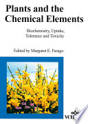 Plants and the Chemical Elements Book