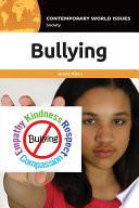 Bullying  A Reference Handbook