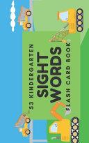 53 Kindergarten Sight Words