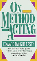 On Method Acting Pdf/ePub eBook