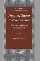 Femme, gnose et manichéisme