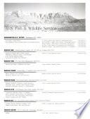 Endangered Species Bulletin