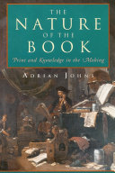 The Nature of the Book Book