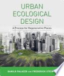 Urban Ecological Design Book PDF