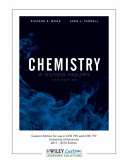 Chemistry a Guided Inquiry 5E 2010-2011 for University of Kentucky