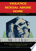 Violence and Sexual Abuse at Home Book