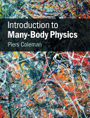 Introduction to Many Body Physics