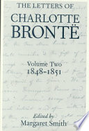 The Letters Of Charlotte Bront 1848 1851