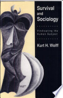 Survival And Sociology
