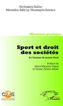 Sport et droit des sociétés. En l'honneur de Lamine Diack
