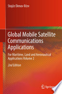 Global Mobile Satellite Communications Applications