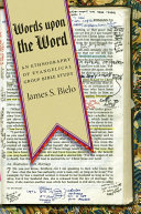 Words Upon the Word