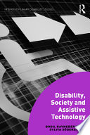 Disability  Society and Assistive Technology