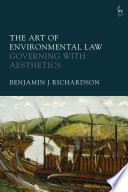 The Art Of Environmental Law