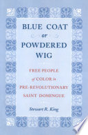 Blue Coat Or Powdered Wig