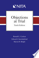 Objections at Trial