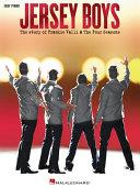 Jersey Boys (Songbook) [Pdf/ePub] eBook