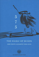 5-7-5 : the haiku of Buson / John White & Kemmyo Taira Sato