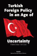 Pdf Turkish Foreign Policy in an Age of Uncertainty Telecharger
