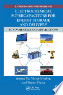 Electrochemical Supercapacitors For Energy Storage And Delivery Book PDF