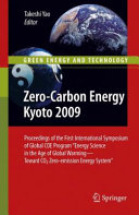 Zero Carbon Energy Kyoto 2009