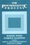 The Psychoanalytic Process