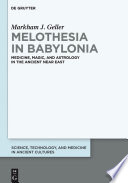 Melothesia in Babylonia