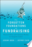 The Forgotten Foundations of Fundraising Book