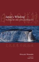Japan's whaling