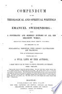 A Compendium of the Theological and Spiritual Writings of Emanuel Swedenborg Book PDF