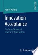 Innovation Acceptance PDF Book