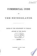 Commercial Code of the Netherlands