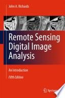 Remote Sensing Digital Image Analysis Book PDF