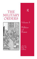 The Military Orders Volume V