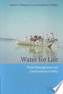 Water for Life Book