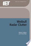Weibull Radar Clutter