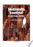 Helminth Control in School-age Children