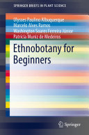 Pdf Ethnobotany for Beginners Telecharger