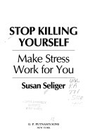 Stop Killing Yourself Book