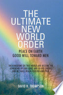 The Ultimate New World Order