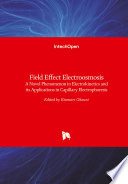 Field Effect Electroosmosis
